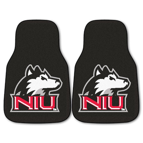 Northern Illinois Huskies NCAA Car Floor Mats (2 Front)
