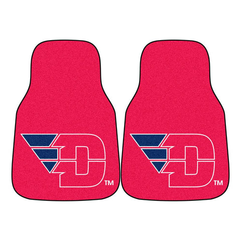 Dayton Flyers NCAA Car Floor Mats (2 Front)