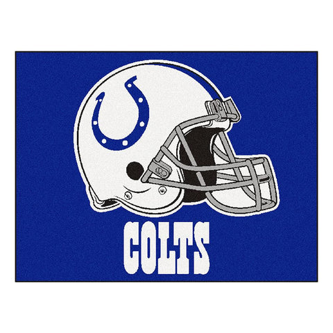 Indianapolis Colts NFL All-Star Floor Mat (34x45)