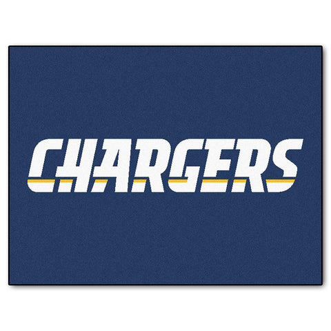 San Diego Chargers NFL All-Star Floor Mat (34x45)