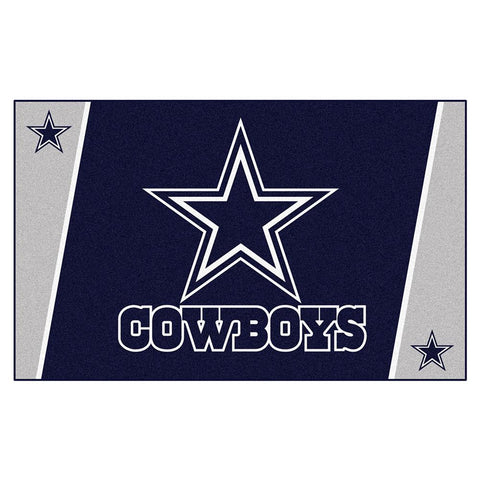 Dallas Cowboys NFL Floor Rug (4'x6')