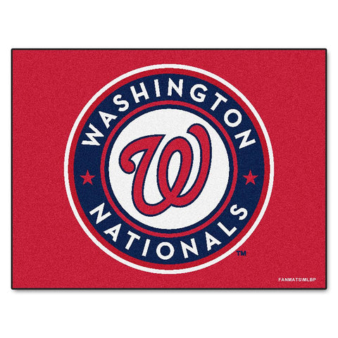 Washington Nationals MLB All-Star Floor Mat (34x45)