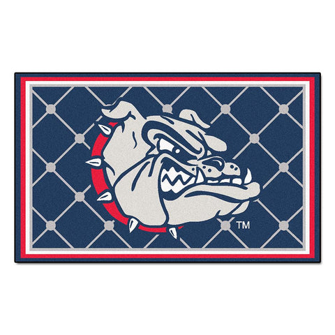 Gonzaga Bulldogs NCAA Floor Rug (4'x6')