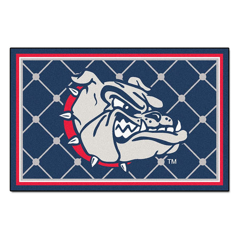 Gonzaga Bulldogs NCAA Floor Rug (5x8')