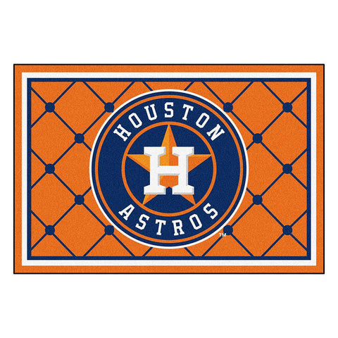Houston Astros MLB Floor Rug (5x8')