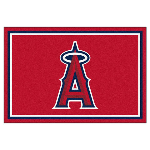 Anaheim Angels MLB Floor Rug (5x8')