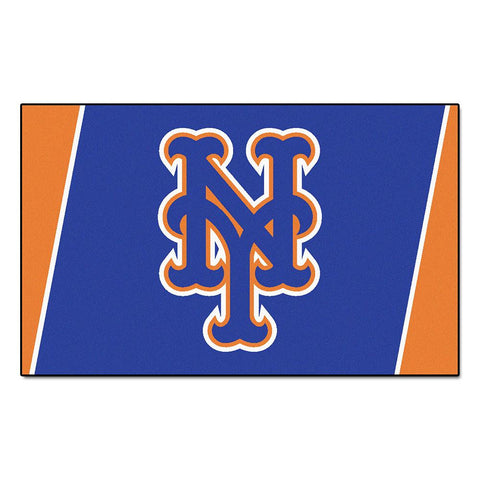 New York Mets MLB Floor Rug (4'x6')