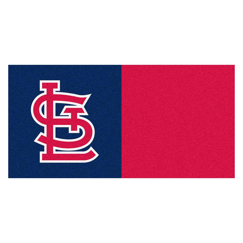 Saint Louis Cardinals MLB Team Logo Carpet Tiles