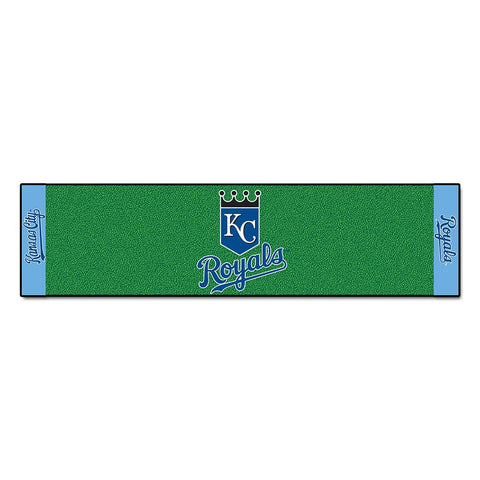 Kansas City Royals MLB Putting Green Runner (18x72)