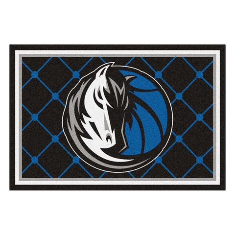 Dallas Mavericks NBA 5x8 Rug (60x92)