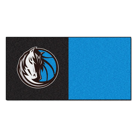 Dallas Mavericks NBA Carpet Tiles (18x18 tiles)