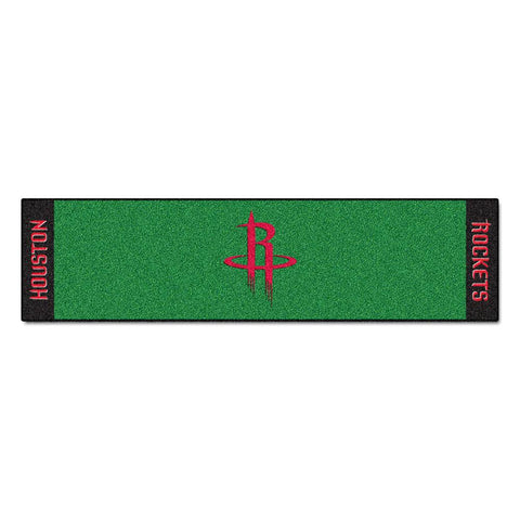 Houston Rockets NBA Putting Green Runner (18x72)