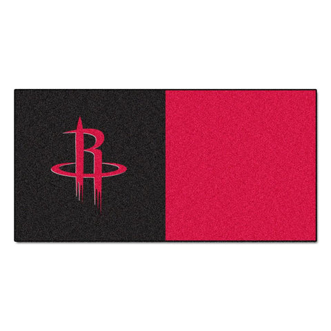 Houston Rockets NBA Carpet Tiles (18x18 tiles)
