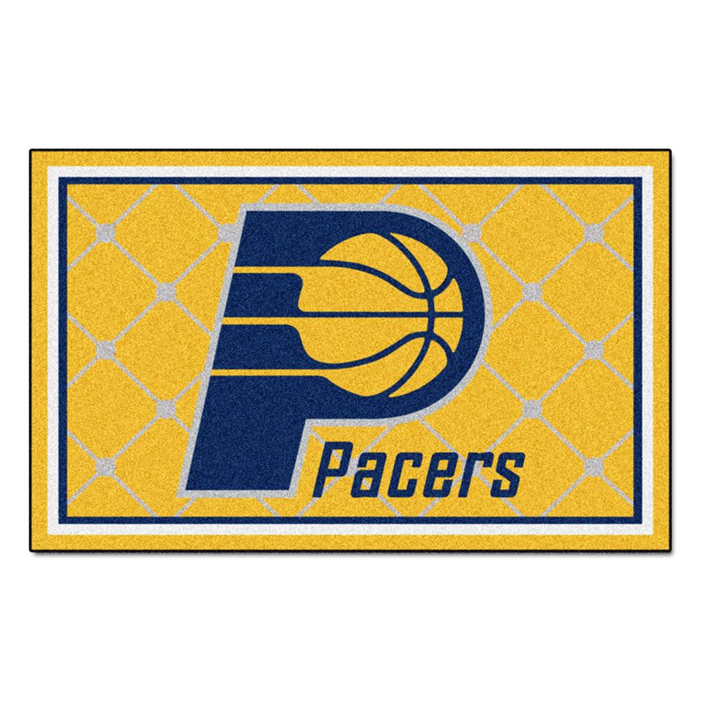 Indiana Pacers NBA 5x8 Rug (60x92) - 2