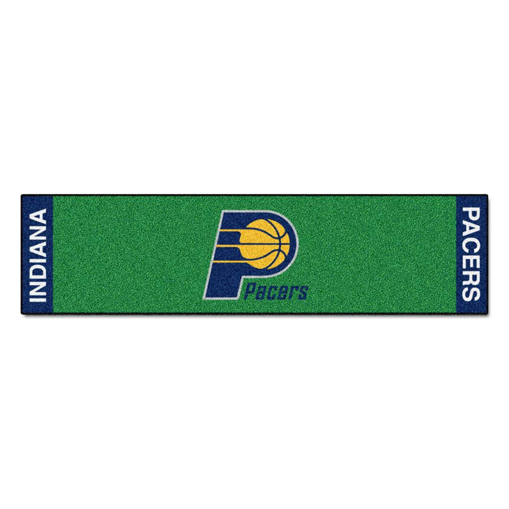 Indiana Pacers NBA Putting Green Runner (18x72) - 2