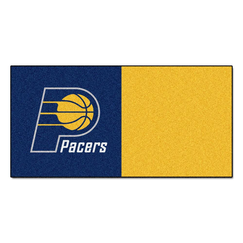 Indiana Pacers NBA Carpet Tiles (18x18 tiles) - 2
