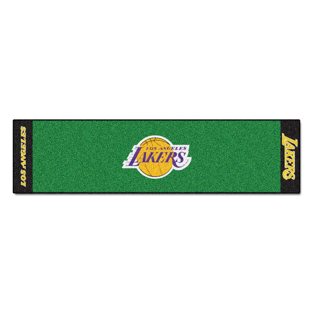 Los Angeles Lakers NBA Putting Green Runner (18x72) - 2
