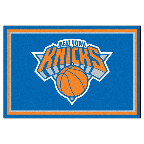 New York Knicks NBA 5x8 Rug (60x92)