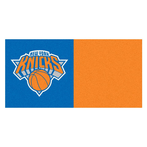 New York Knicks NBA Carpet Tiles (18x18 tiles)