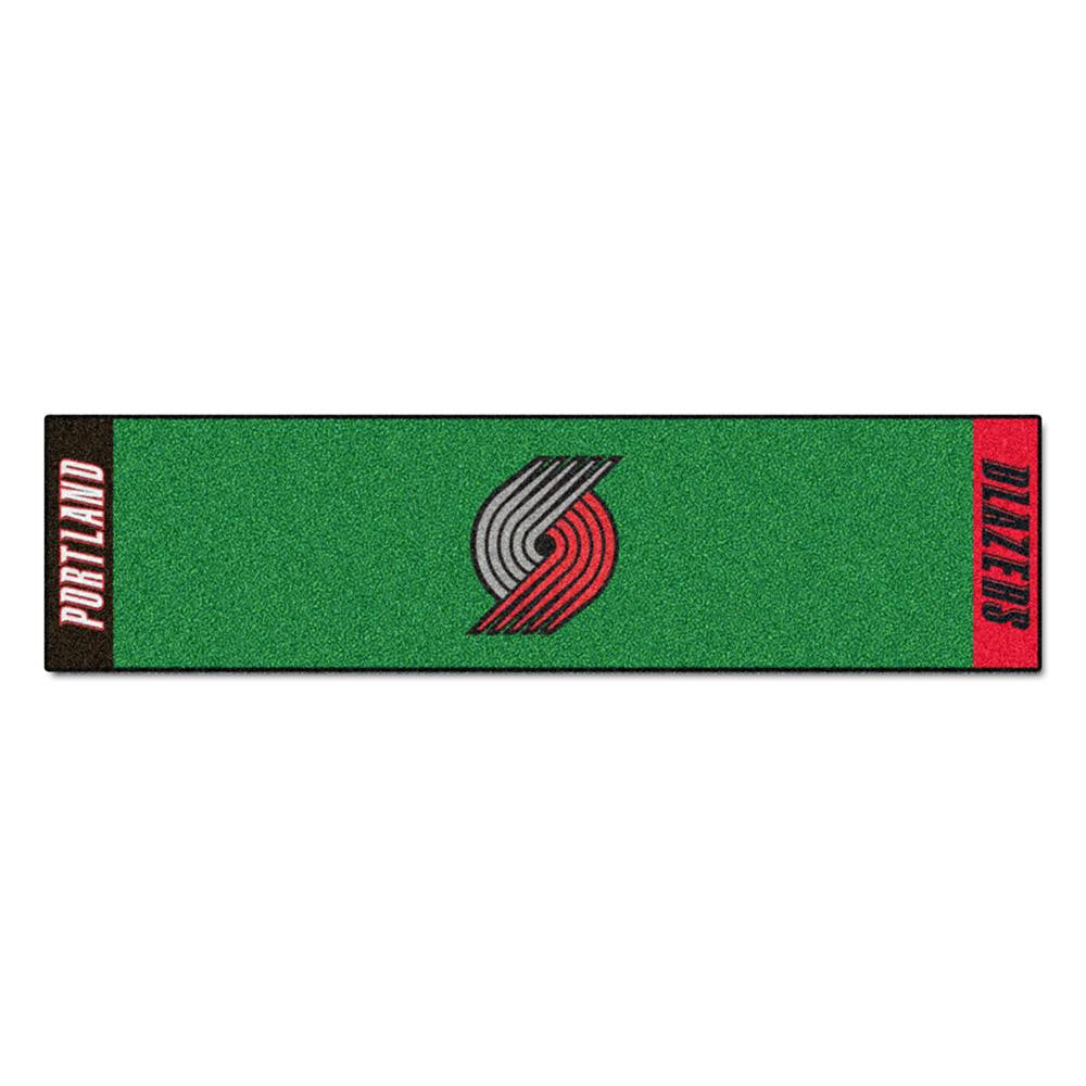 Portland Trail Blazers NBA Putting Green Runner (18x72) - 2