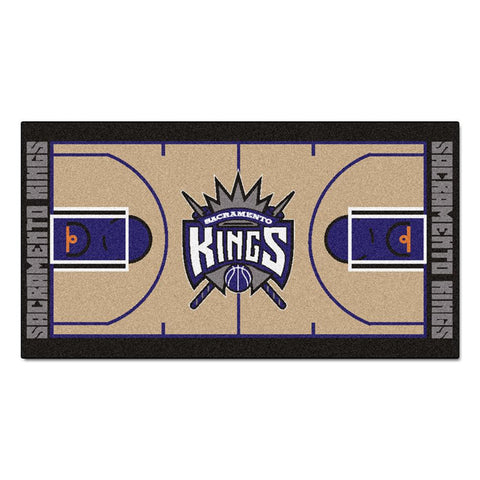 Sacramento Kings NBA Large Court Runner (29.5x54)