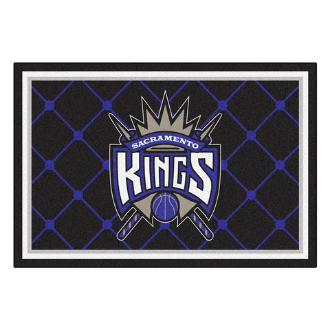 Sacramento Kings NBA 5x8 Rug (60x92)