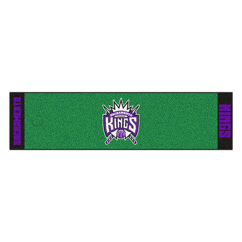 Sacramento Kings NBA Putting Green Runner (18x72)