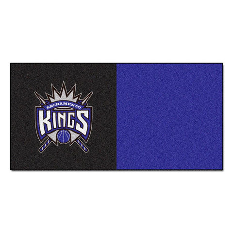 Sacramento Kings NBA Carpet Tiles (18x18 tiles)