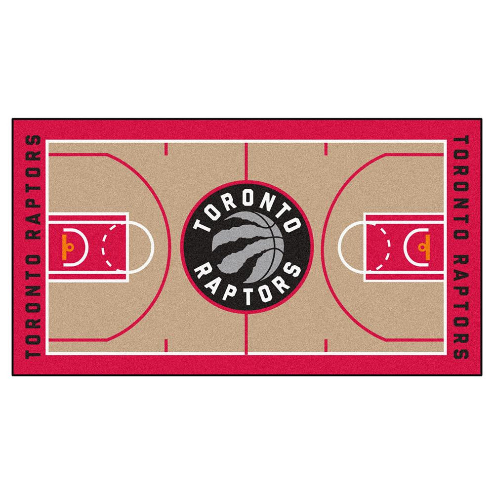 Toronto Raptors NBA Large Court Runner (29.5x54) - 2