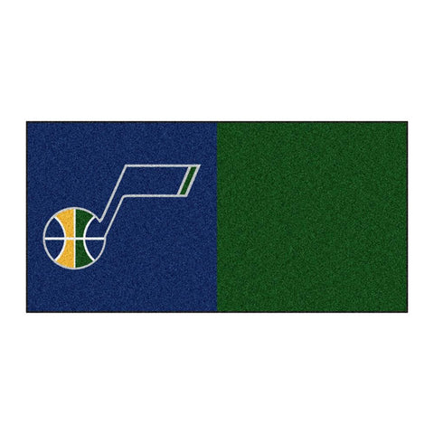 Utah Jazz NBA Carpet Tiles (18x18 tiles)