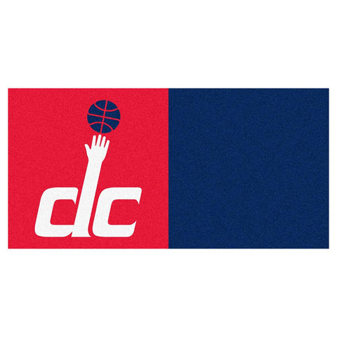 Washington Wizards NBA Carpet Tiles (18x18 tiles)