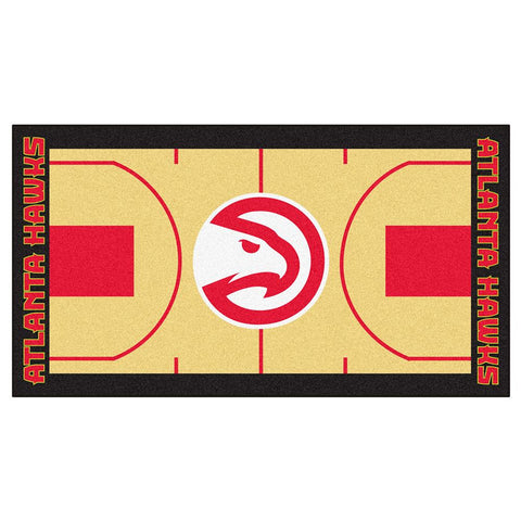 Atlanta Hawks NBA 2x4 Court Runner (24x44)