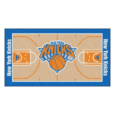 New York Knicks NBA 2x4 Court Runner (24x44)