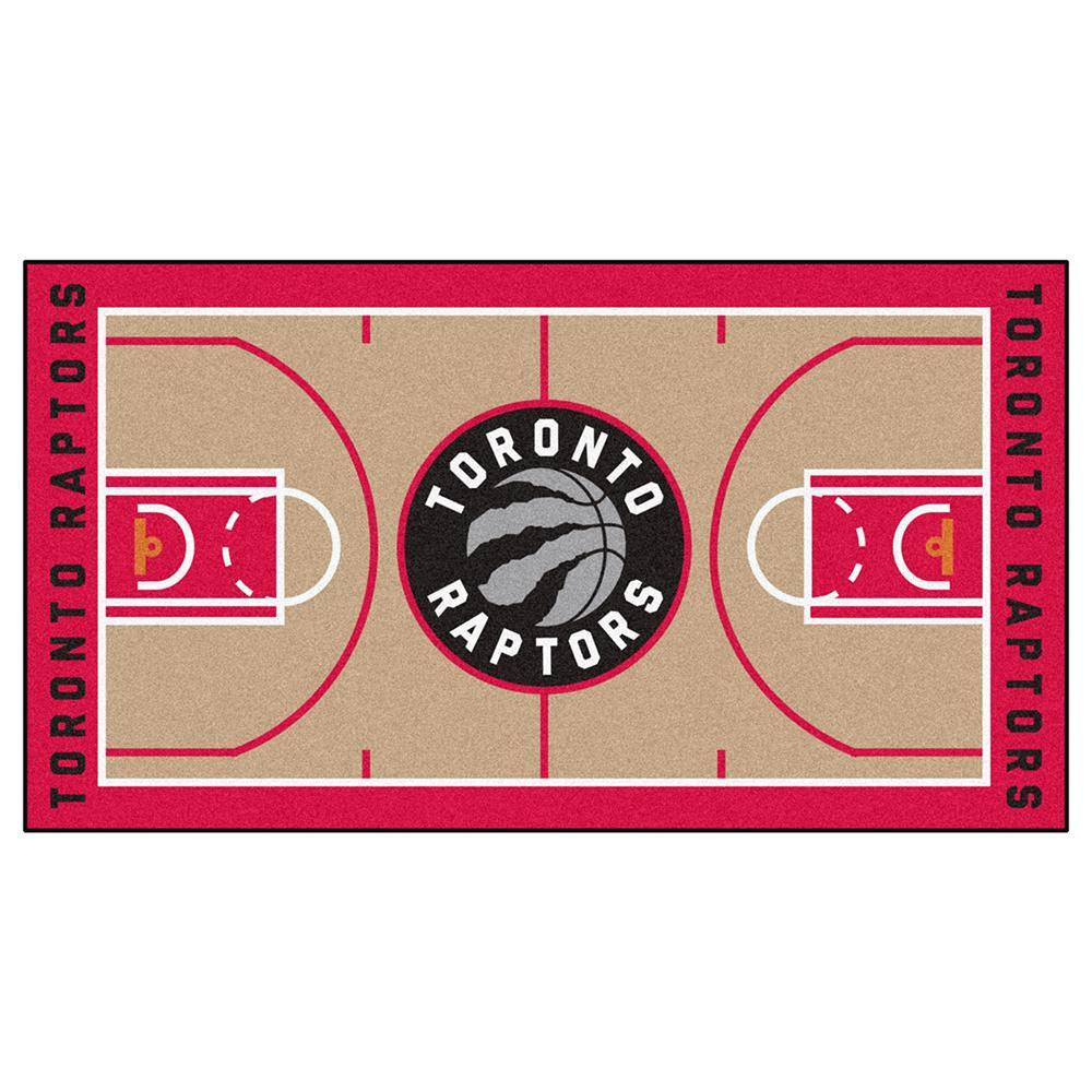 Toronto Raptors NBA 2x4 Court Runner (24x44) - 2