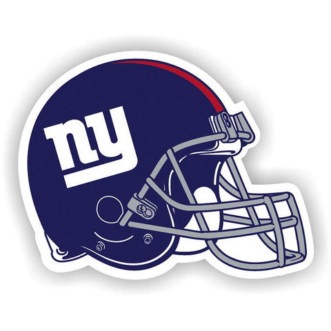New York Giants NFL 12 Inch Car Magnet