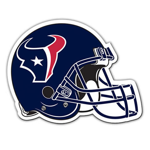 Houston Texans NFL 8 Inch Car Magnet