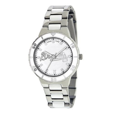 Atlanta Braves MLB Ladies Pro Pearl Series Watch