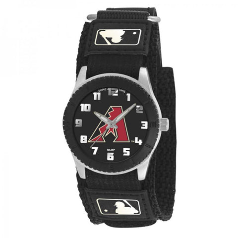 Arizona Diamondbacks MLB Kids Rookie Series watch (Black)