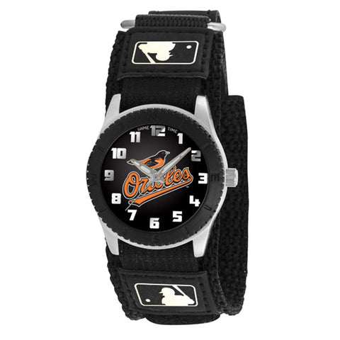 Baltimore Orioles MLB Kids Rookie Series watch (Black)