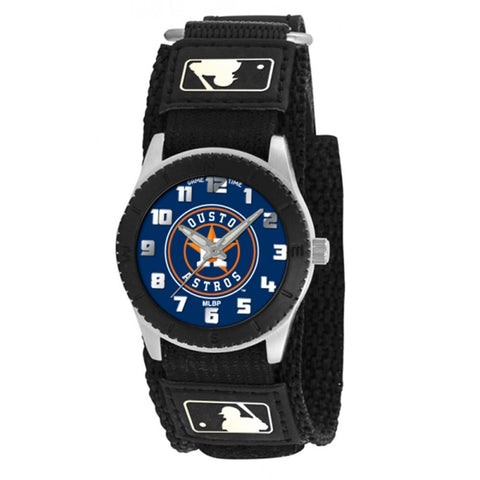 Houston Astros MLB Kids Rookie Series watch (Black)