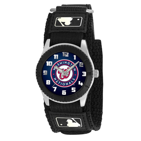 Washington Nationals MLB Kids Rookie Series watch (Black)