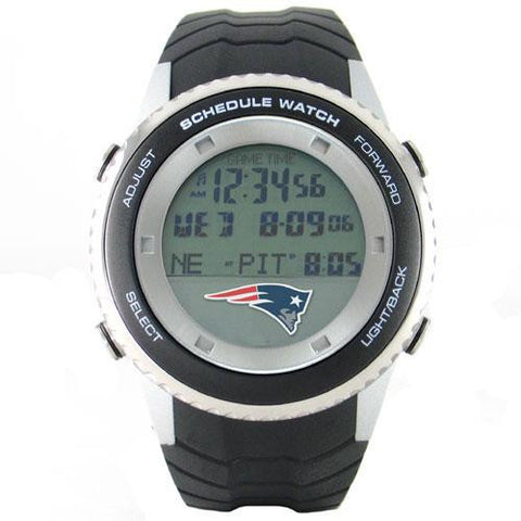New England Patriots NFL Men's Schedule Watch