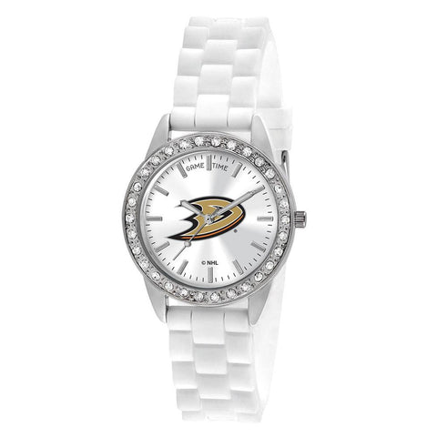 Anaheim Ducks NHL Women's Frost Series Watch