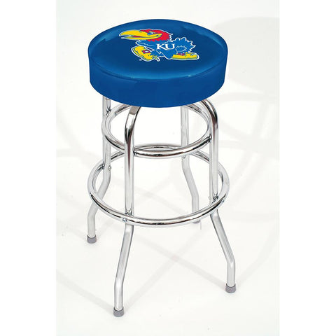 Kansas Jayhawks NCAA Bar Stool