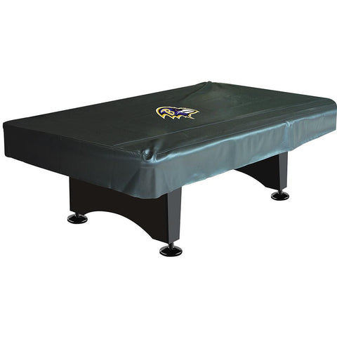 Baltimore Ravens NFL 8 Foot Pool Table Cover