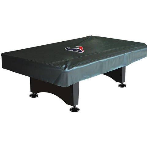 Houston Texans NFL 8 Foot Pool Table Cover