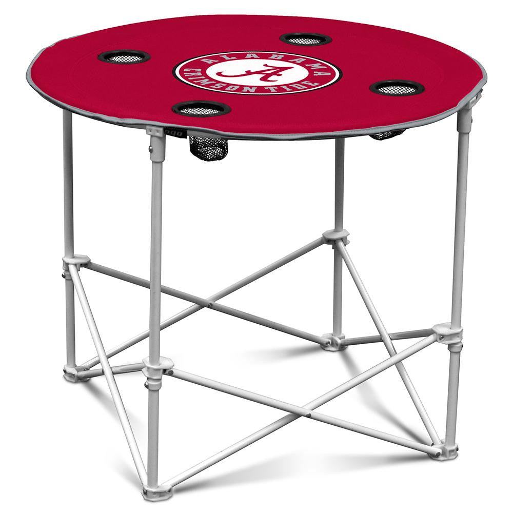 Alabama Crimson Tide NCAA Round Table (30in) - 2