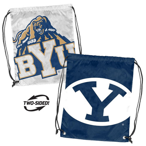 Brigham Young Cougars NCAA Doubleheader Reversible Backsack