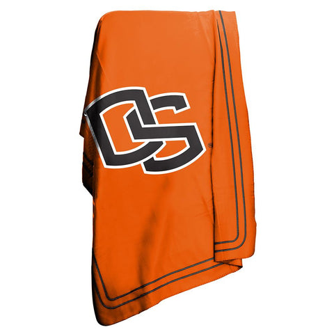 Oregon State Beavers NCAA Classic Fleece Blanket