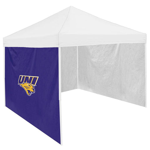 Northern Iowa Panthers NCAA 9' x 9' Tailgate Canopy Tent Side Wall Panel